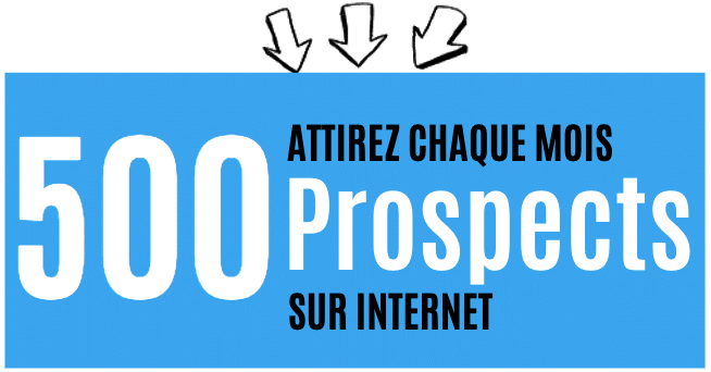 500 prospects mlm chaque mois