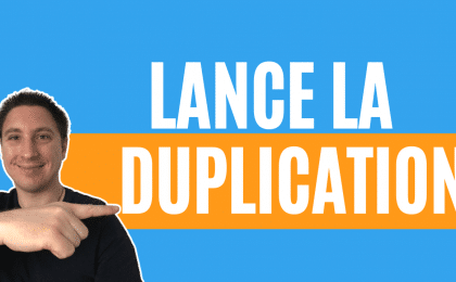 duplication mlm efficace
