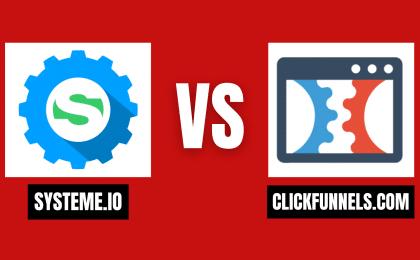 systeme io vs clickfunnels