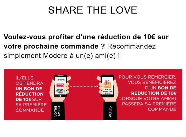 share the love modere